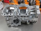 base de moteur (crankcase)  motoneige artic cat m8