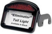 Cycle Visions Eliminator Black 00-08 FLHT / FLHR