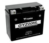 Batterie Yuasa GYZ20HL Haute Performance États-Unis