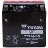 Batterie Yuasa YTX14-BS AGM �tats-Unis