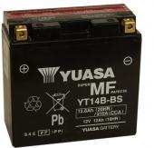 Batterie Yuasa YT14B-BS AGM �tats-Unis