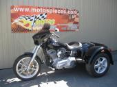 Harley-Davidson, FXDGi 2009 TRIKE, Moto <span style=