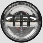 Speed Demon 4'' Chrome LED Light
