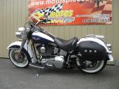 Harley canadienne,softail de Luxe,2006