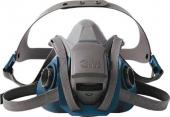 Respirateur demi-masque à dégagement rapide, confortable 6503QL