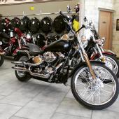 Harley-Davidson Softail Deuce FXSTD 2007, 17,900km