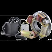 Ensemble de conversion d'allumage électronique pour Skidoo Elan RMS900-100107