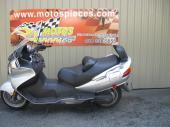 Suzuki Burgman 650 : 2003