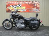 Harley-Davidson Sportster low XL883L 2008 $28./sem