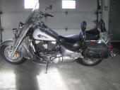 Suzuki intruder 1500cc,2002
