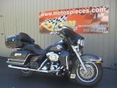 Harley FLHTCU 2007,Black Pearl (RARE)