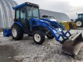 TRACTEUR NEW HOLLAND  TC45D HYDROSTATIC 45HP 2001