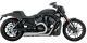 Vance&Hines Competiton Series Brushed Stainless 2:1 System V-Rod